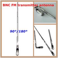 Free Shipping Professional FM Transmitter  BNC Short Antenna