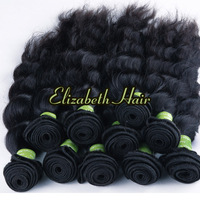 1kilo WHOLESALE AAAAA Quality Brazilian Virgin Hair Remy Curly Extension Machine Weft Free Shipping