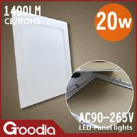 20w led panel light,AC85~265V,led kitchen light,kitchen bathroom bedroom white ceiling downlighting lamps