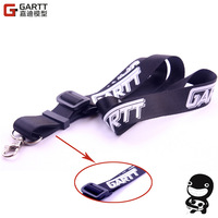 Freeshipping (3 Pieces/Lot) GARTT Neck Strap / Neckstrap w/ Metal Hook For RC Transmitter Big Sale