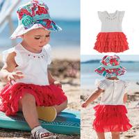 Free shiping dresses new fashion 2012 babys leopard kids kids pajamas shorts girls Lovely splicing dress