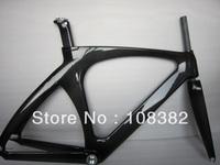 2013 carbon frame , carbon track frame , track bike frameset 53.5cm top tube in stock fast delivery,FM014