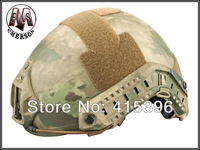 EMERSON FAST Helmet-MH TYPE/- (A-TACS/FG)-Tactical helmet-Free shipping
