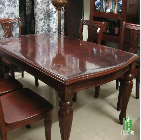 Groothandel pvc duidelijke tafelkleed kopen pvc duidelijke tafelkleed partijen uit china pvc - Transparante plastic tafel ...
