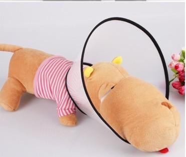 2014 Elizabethan Dog Cat Pet Wound Healing Cone E- Collar(China (Mainland))