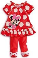 New Free shipping!Clothing girls skirt minnie children'set 5pcs/set sets girls set 100% short sleeve t shirt+skirt cartoon