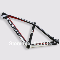 2013 new CUBE GTC full carbon fiber mtb bicycle frame 14inch/16inch 1150g 31.6mm seatpost