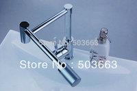 Brand New Concept Swivel Kitchen Sink Faucet Mixer Tap Chrome Faucet  D-006 Mixer Tap Faucet