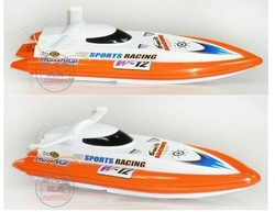 Free Shipping RC Boat 41cm R/C Racing Boat RC Electric Radio Remote Control Speed Ship rc Toys boats(HQ-951-10)(China (Mainland))
