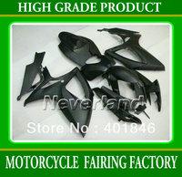 Freesship custom high grade matte black for SUZUKI GSXR600/750 2006 2007 bodywork for GSX-R600 R750 06 07 motorcycle fairing set