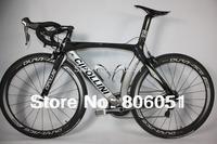 2013 integrated carbon bike mcipollini rb1k bb30 road bicycle carbon frames with ultega 6800 50mm carbon cllincher wheelsets