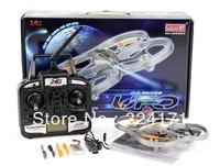 6PCS 2.4Ghz 4CH RC UFO Better than V929 V939 Quadcopter 4-Axis GYRO One Key 3D Tumbling Flip UFO HCW553