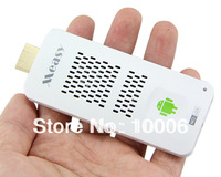 RK3066 A9 Brand Measy U2A Dual Core CPU 1.6GHz Android 4.2 Mini PC WIFI TV Box  Free Shipping Wholesale #190137