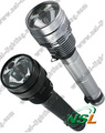 35W/28W  HID Flashlight/HID Searchlight/HID Hunting Light/HID Torch With 6600mah Battery