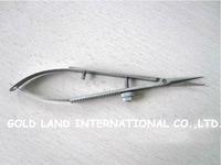L12cm  Free shipping 10pcs/lot dissecting scissors precision scissors
