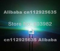 Wholesale Slow flashing RGB DIP LED 4.8MM straw hat led 120 degree view angle