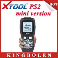 2015 New Arrival 100% Original Universal MINI PS2 Diagnostic Tool Free Update Mini PS 2 Free Shipping