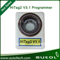 Top Quality A+++++ Wholesale HiTag2 V3.1 Key Programmer HiTag 2 Universal Transponder Keys Programmer Key Maker + Free Shipping