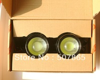 Eagle eyes 24W/pair Diameter 6.0mm super bright  LED Rascal lamp DIY DRL fog light  backing daytime running lights