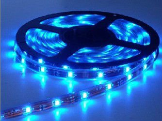 5050 led strip light waterproof IP 67 Green with best price High Quality(China (Mainland))