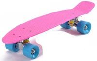 "Free Shipping Retro Plastic 22"" Penny Skateboard Cruiser Complete PU 70's (Penny) Complete Skate Board Habitat Skateboards"