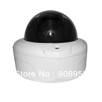 NEW 180 Degree  fish-eye camera 1/3'' Sony CCD 700TVL CCTV Dome Vandal Proof High resolution Security Camera