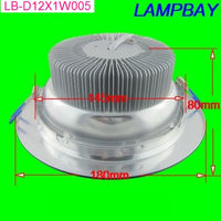 best price  downlight 12W replace to 120W high lumens good quality two years warranty CE standard