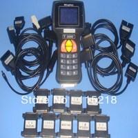 T Code Key Pro Newest Version V2013 T300 Tcode T300 Key Programmer Universal Car Key Transponder with DHL fast free shipping