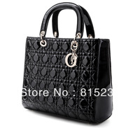 Freeshipping new fashion new 2013 leather bags women handbag bridal bag women leather handbags shoulder bag