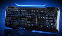 New A-JAZZ X5+ with backlight USB X-Ergonomic Professional Gaming Keyboard
