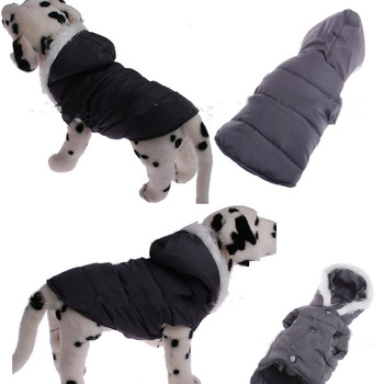 New ! 10pcs/Lot Mix Size Order Dog Winter vest ,pet clothes,hoodie jersey coat Down jacket Size XS,S,M,L and XL