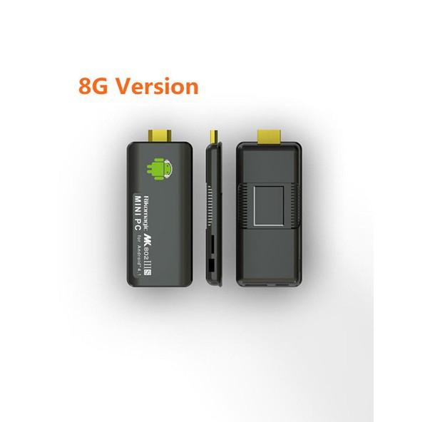Factory price Rikomagic MK802IIIS Mini Android 4.1 PC RK3066 Cortex A9 1GB RAM 8G ROM HDMI TF Card TV BOX(China (Mainland))