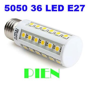 5050 LED Bulb 6W SMD 36 LED Corn Light Home Bedroom Lamp Energy Saving E27|E14|B22 200V-240V 360 degree Free Shipping 1pcs/lot