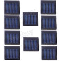 10 pcs/lot  New 2V 80mA Solar Panel Mini Solar Panel 16088