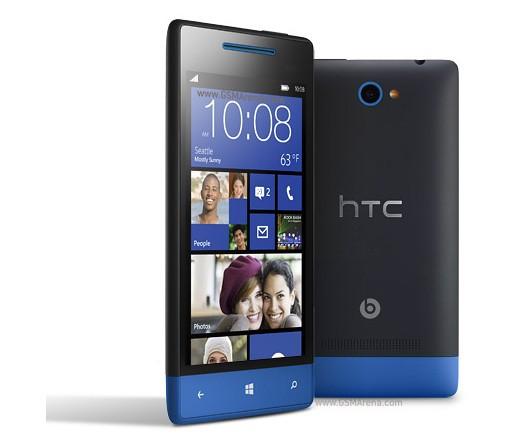 3pcs/lot Refurbished Original HTC Windows Phone 8S A620e win8 mobile phone ,4.0 inches touchscreen, wifi, GPS, free shipping(China (Mainland))