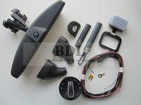 OEM Original Auto headlight switch+Rain Wiper Sensor+Anti-glare Dimming Rear View Mirror For VW Tiguan Jetta MK5 5 Golf MK6 VI