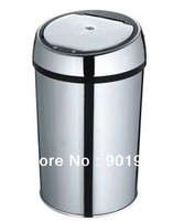 12L hotel room automatic waste bin- infrared sensor bin- touchless can