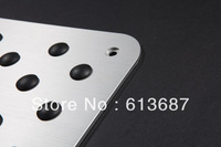 !!COOL!!High Quality of Thick 3D Sport Anodized Aluminium Racing Plate,WRC