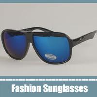 dropshipping candy colour mirror female sun glasses for women nerd glasses vintage Absurda Calixto Fashion Sunglasses blue lens