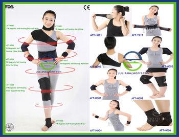 8-In-1 Set Tourmaline heating belt magnetic wraps Neck Shoulder Waist Elbow Wrist Knee Ankle Massager