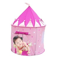Princess castle playhouse, hidden object games, playground, racing games, play tent, kids games Christmas gift