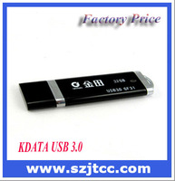 Wholesale Mental Cheap Enough 32GB USB 3.0 Flash Memory Stick Drive U Disk Festival Gift Free Shipping