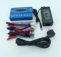 SKY-B6-A2 Original SKYRC IMAX B6 Digital RC Lipo NiMh Battery Balance Charger + CL001 AC POWER 12v 5A Adapter