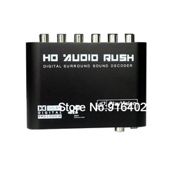 HD51 R DTS/AC 3 Digital Audio Decoder Output 6xRCA(China (Mainland))
