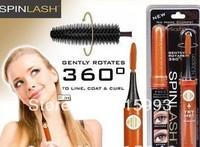 100pcs/lot  Spin Lash Spinning Mascara Spinlash hot sell on TV