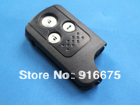 New intelligent stove pipe 3 button car key shell send small key For Honda
