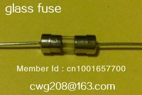 glass fuse 0.5A 250V 4X11mm Fast Acting fuse