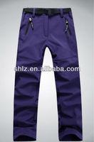 Womens Brand JackW Outdoor Pants Winter Sportwear Waterproof Breathable Hiking Trousers J11