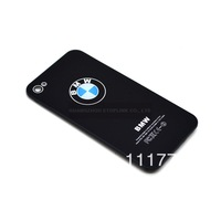Whole sale for iPhone 4 4G back cover BMW Free EMS Shipping