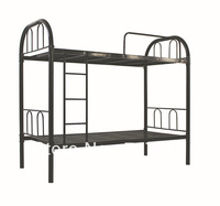 metal bed ,powder coating bed ,bunk bed ,iron bunk ,double bed,b004